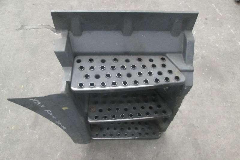 MAN F2000 Step Box Spares