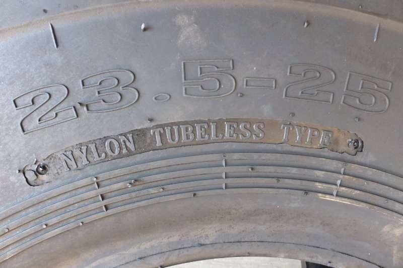 Nama 23.5 x 25 L3 Spares