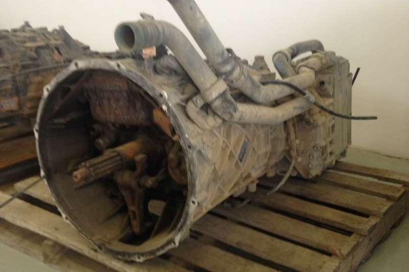 Spares Other Gearbox ZF Astronic RTLO12AS2301 0