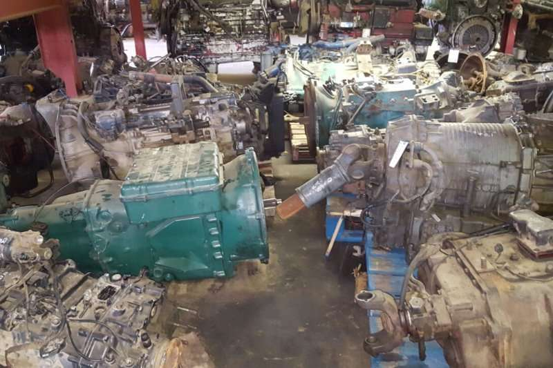 Spares Other Various truck engines and other parts available 0