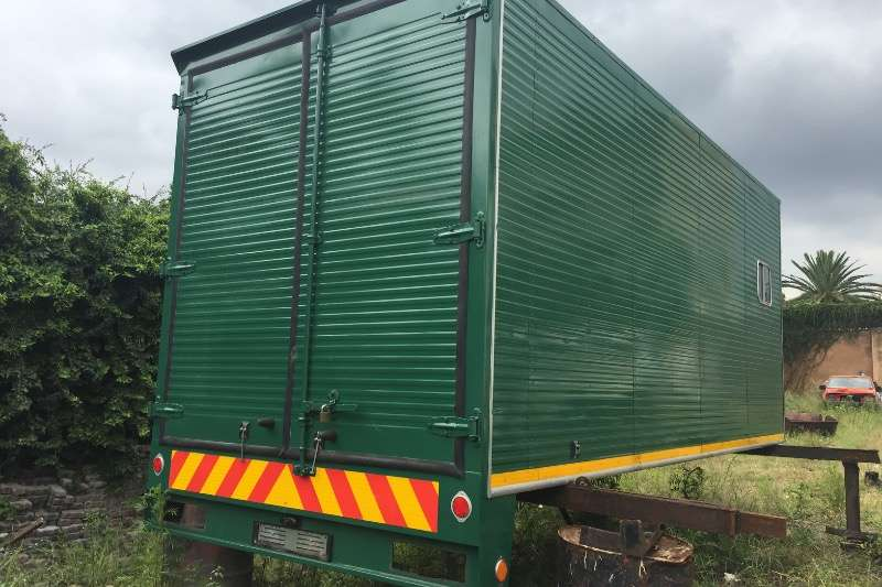 Spares Tata Volume body for sale, in excellent condition must  2013
