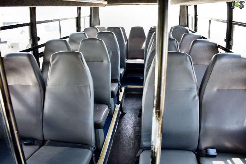 Tata 22 seater Ubuntu Buses
