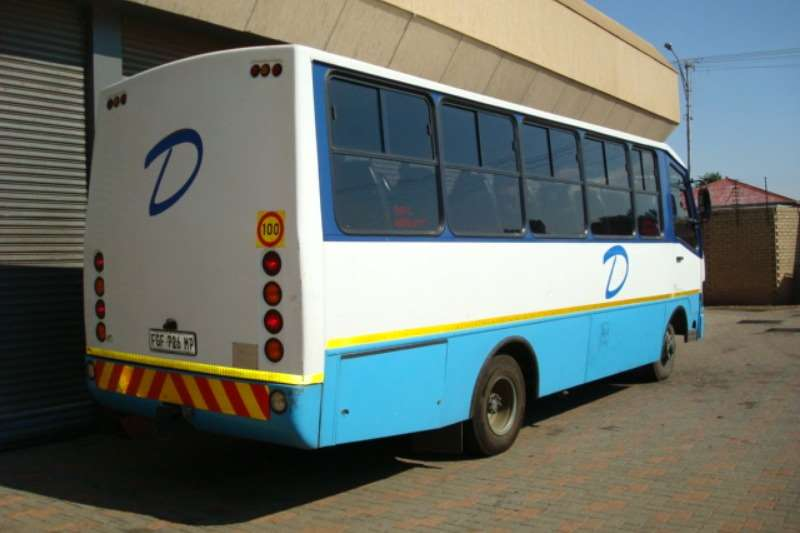 Tata 32 seater 2007 TATA LP 713 S 32 SEATER BUSSES Buses