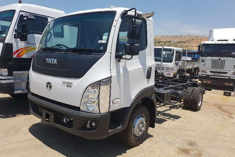 2019 Tata New Tata Ultra 814 Chassis Cab 4 5 Ton Payload Chassis