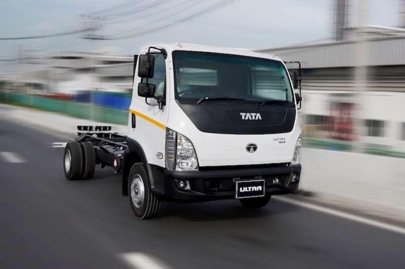 Tata Chassis cab Tata Ultra 1014 (5.5 Ton Payload) Truck