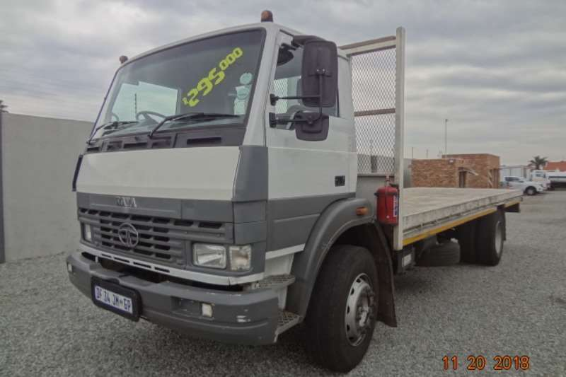 Tata Flat deck Tata 1518 8 tonner flat deck or Dropside Truck
