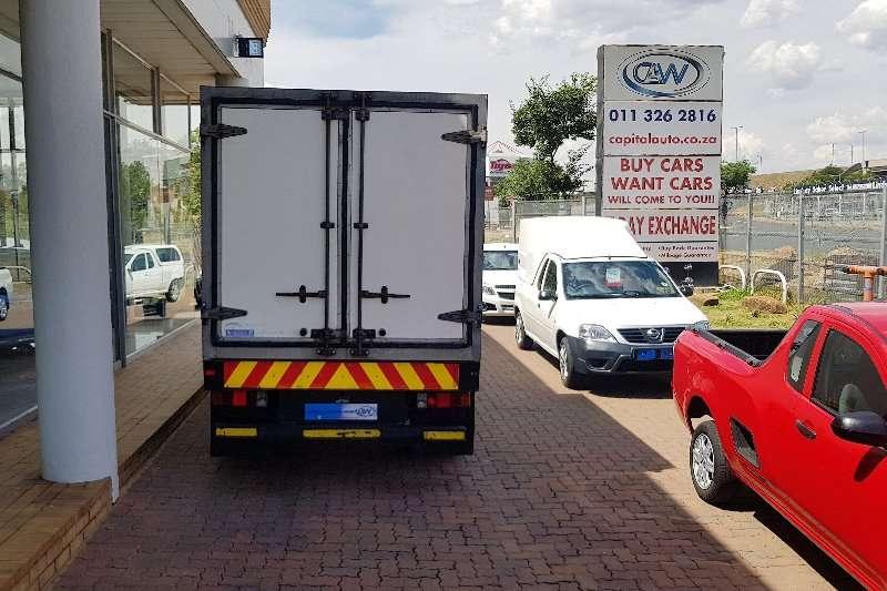 Tata Insulated fridge unit SFC 402 Turbo Truck