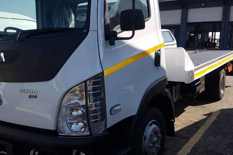 2019 Tata Ultra 814 Rollback Body Incl Excl Vat Roll Back Truck