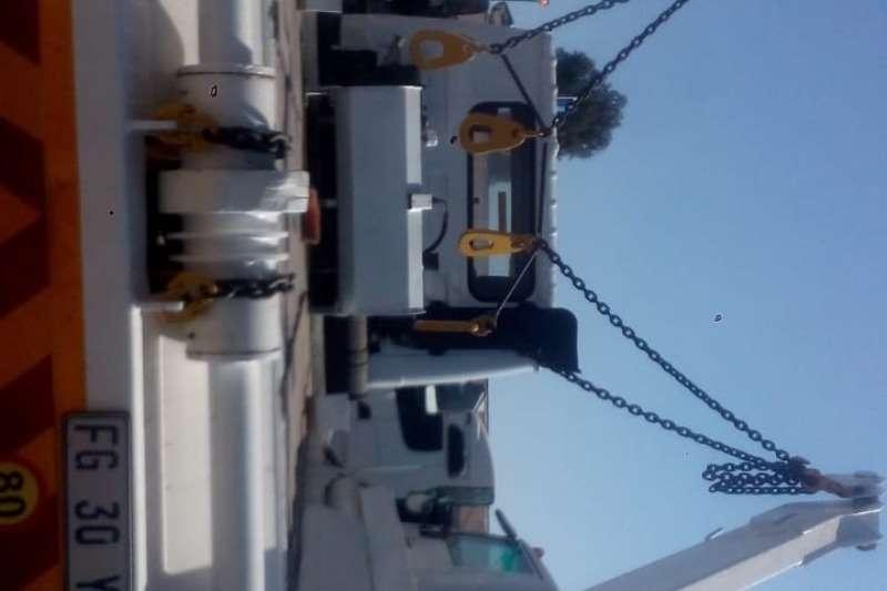 Tata Skip bin loader Tata 1518 C Skipbin Loader Truck