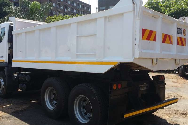 Tata Tipper NOVUS 3434 Truck