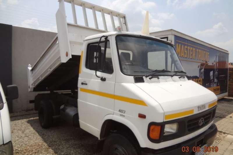 Tata Tipper Tata 407 turbo 3 cube Tipper Truck