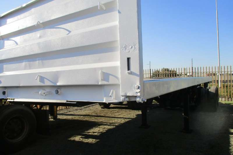 Top Trailer Trailers 6m Front Link 2007