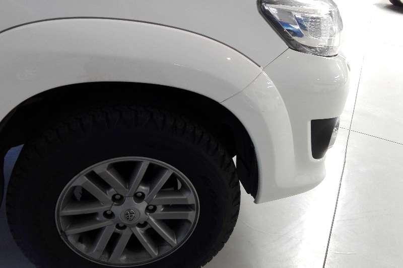 Toyota Fortuner3.0 D 4D 4X4 At LDVs & panel vans