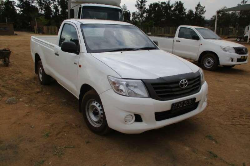 Toyota TOYOTA HILUX 2.7 VVTI LDV LDVs & panel vans