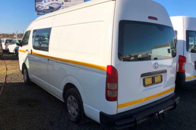 Toyota TOYOTA QUANTUM PANELVAN R169000 LDVs & panel vans