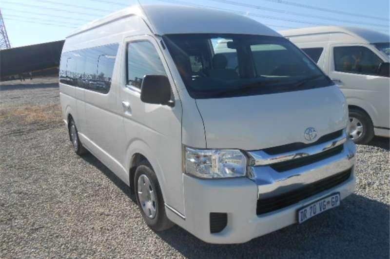 Toyota Quantam D4D 14 Seater