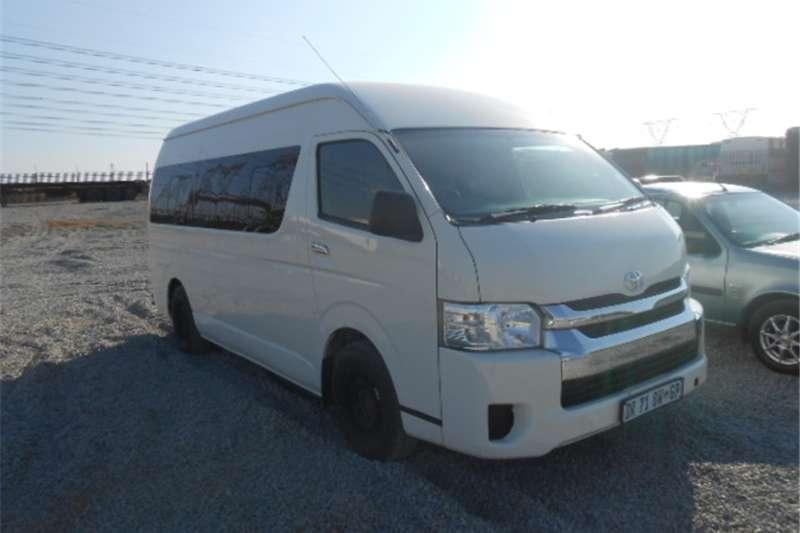 Toyota Quantum Buses D4D 14 Seater 2015