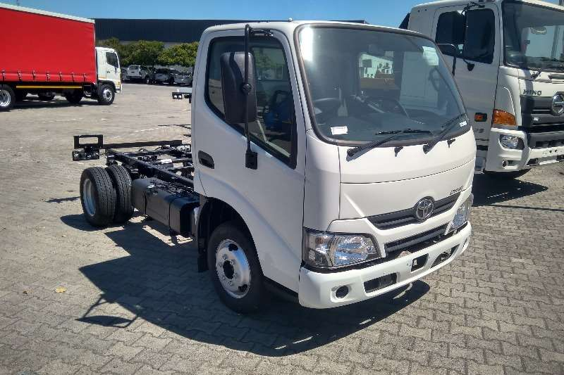 Toyota Chassis cab Dyna Truck