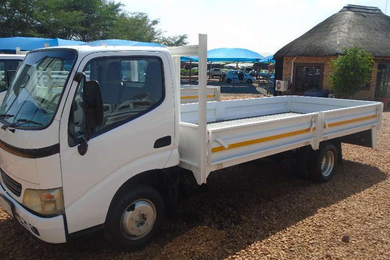 Toyota Truck Dropside 1.5TON DYNA DRIVING SCHOOL 2004