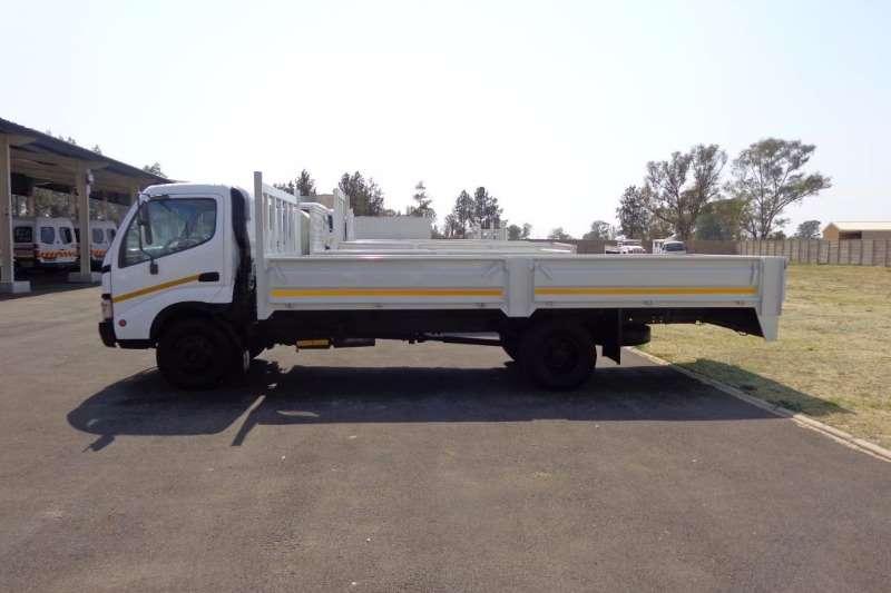 Toyota Dropside DYNA 7 145 DROPSIDE Truck