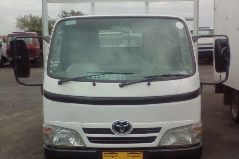Toyota Dropside TOYOTA DYNA 4 093 DRIVING SCHOOL DROPSIDE Truck