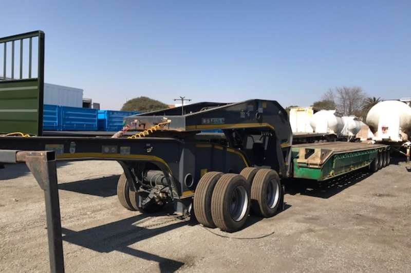 Trailers Afrit Lowbed USED 2013