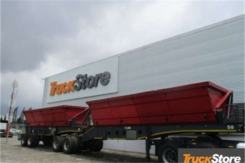 Trailers Afrit SIDE TIPPER Afrit 2013