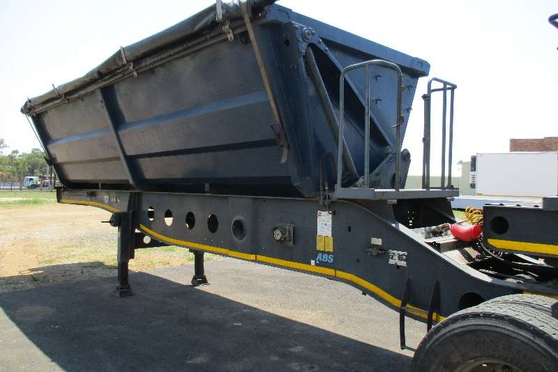 Trailers Afrit Side Tipper Link's 2010