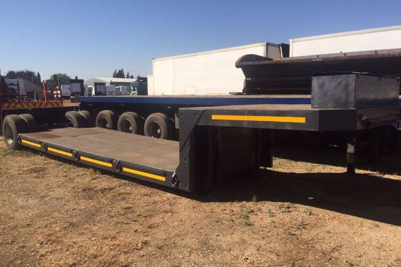 Trailers Afrit Single Axle Kick Out 0