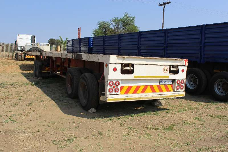 Trailers Flat Deck Top trailer flat deck super link 0