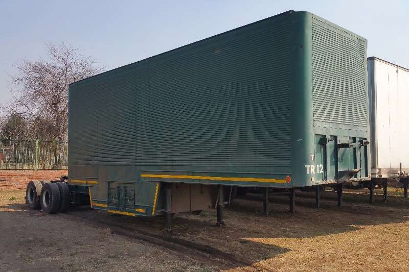 Trailers Henred Pantech Pantech 8.4mt front link only 1996