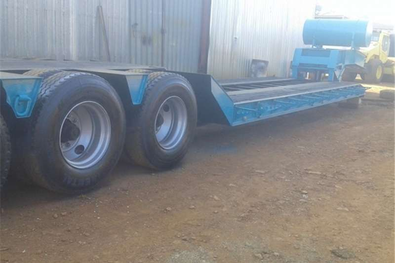 Lowbed Trailers