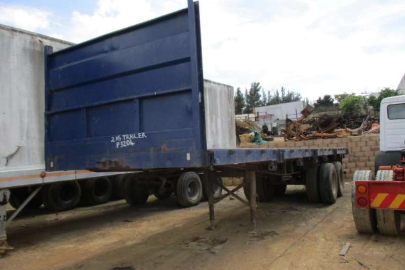 Trailers Master Double Axle 1981