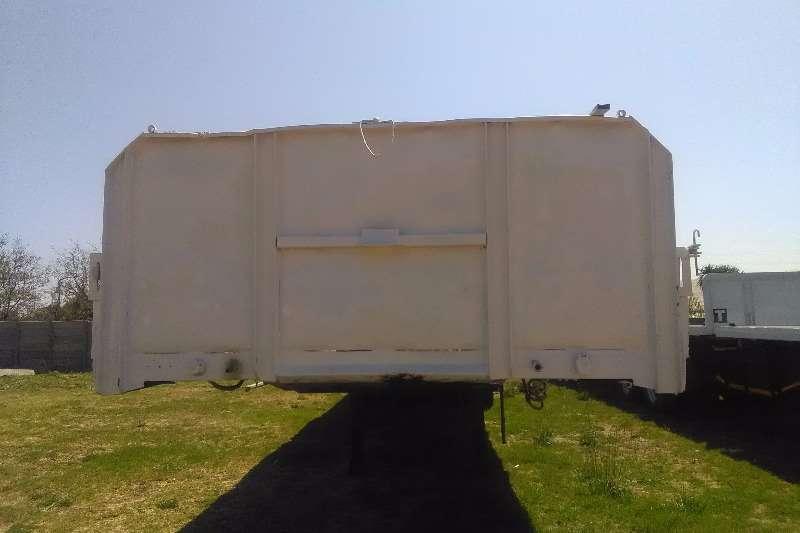 Trailers Mele High Sides drop side tri-axle trailer 0