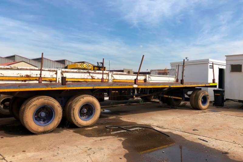 Trailers Other 11m 3 Ton Trailer 0
