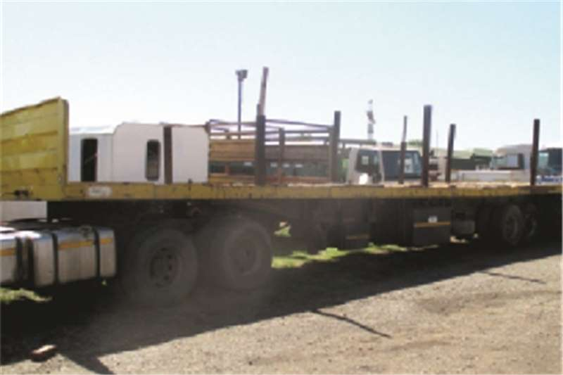 Trailers Other 13M TOP TRAILER 2012
