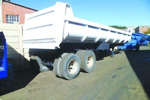 Other 25 Cube Copelin Trailers