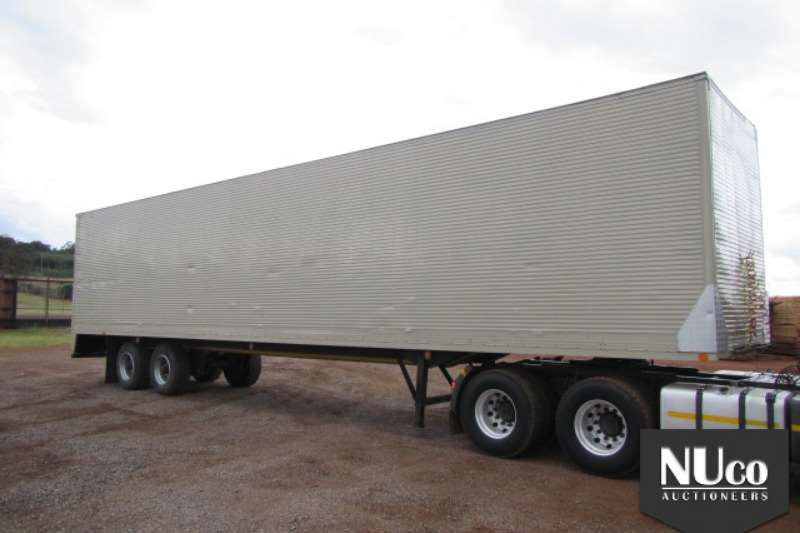 Trailers Other BASSET BODIES DOUBLE AXLE VOLUME BODY TRAILER 0