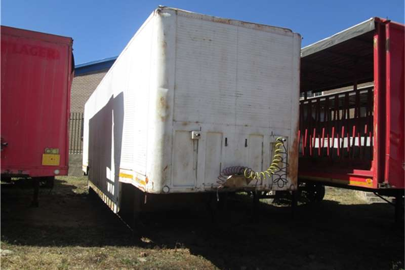 Other Copelyn 14m Furniture rem Trailers