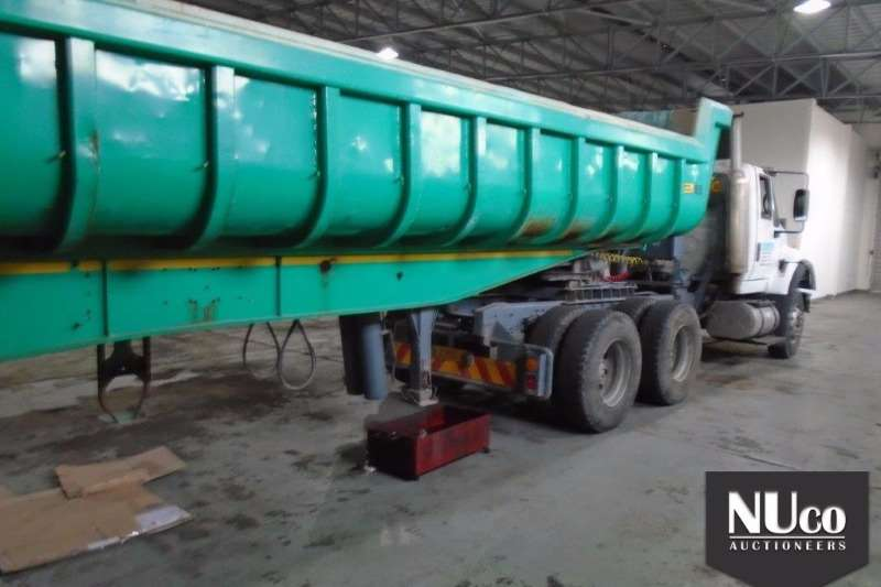 Trailers Other Copelyn DOUBLE AXLE COPELYN TRAILER 0
