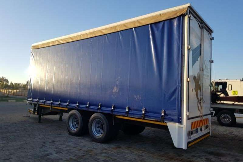 Other Drawbar KNIGHT BODIES TAUTLINER Trailers
