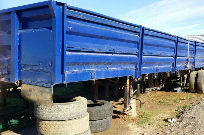 Other Dropside Double Axel, 12M Trailers
