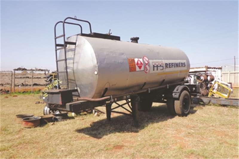 Trailers Other Fuel Tanker Trailer 0