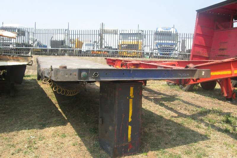 Trailers Other MAC 12m flatdeck trailer 2004