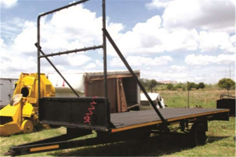 Trailers Other ONE AXEL TRAILER 0