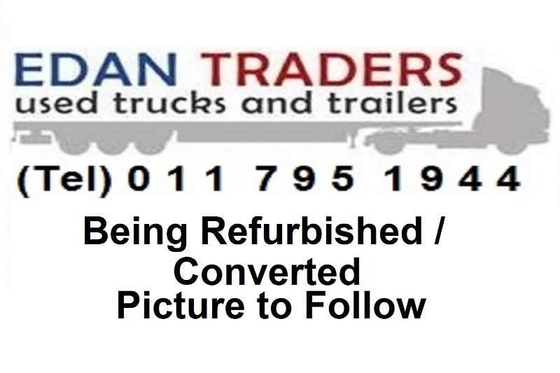 Trailers Other Skeletal Drawbars / Cable Carrier Trailers 2001