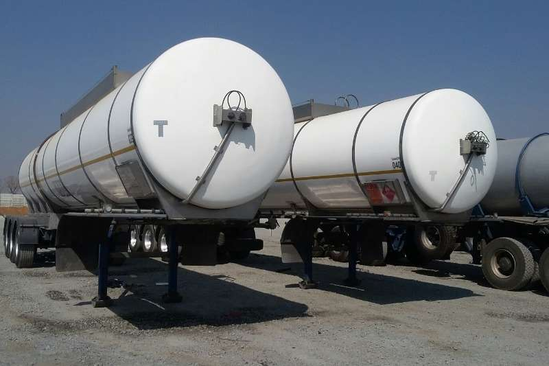 Trailers Other Stainless Steel Tank Used 35 000LT Tri Axle 304 S/S Tank Available 2015