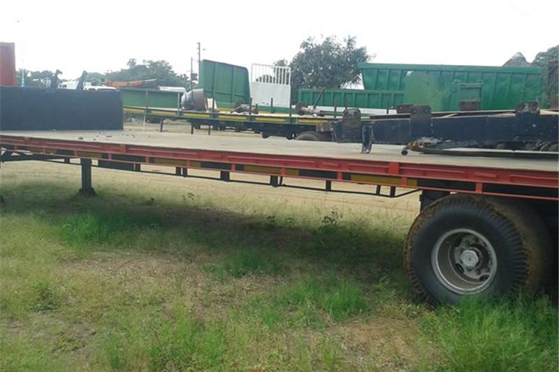 Trailers Other Stepdeck S/Axle Trailer 0