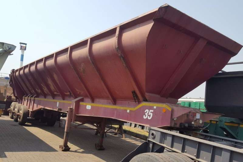 Trailers Other Tri-Axle 2008 TRIAXLE (TOP TRAILER) WALKING FLOOR 2008