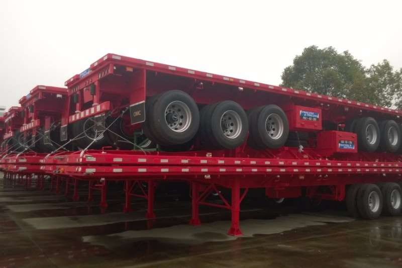 Trailers Other TRIAXLE 2017